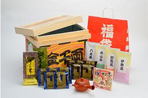 仙台初売りお茶箱